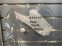 Stock Stelvio windscreen