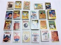 VTG. MAD MAGAZINE TRADING CARDS