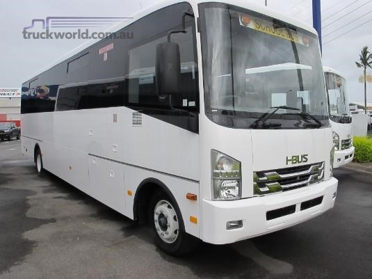 2017 Isuzu Bus - Buses for Sale
