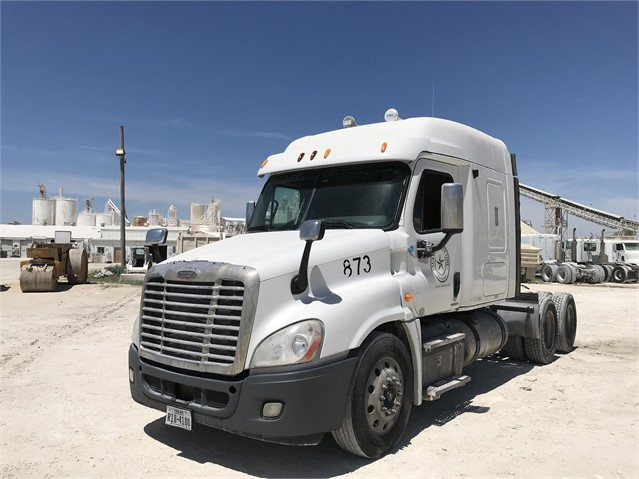 2011 FREIGHTLINER CASCADIA 125 For Sale In Austin, Texas