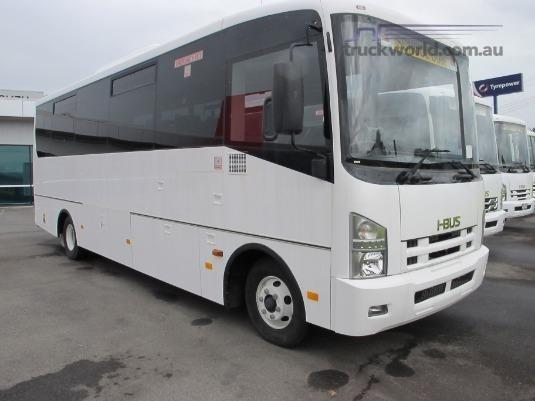 2018 Isuzu Bus - Buses for Sale