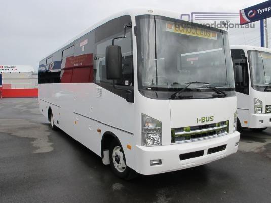 2016 Isuzu Bus - Buses for Sale