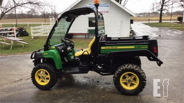 John Deere Gator For Sale >> Lot 349 John Deere Gator Xuv 625i For Sale In Markleville Indiana