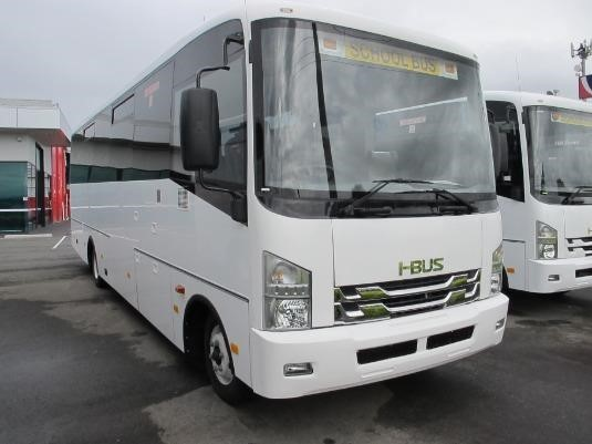 2018 Isuzu School Bus - Buses for Sale