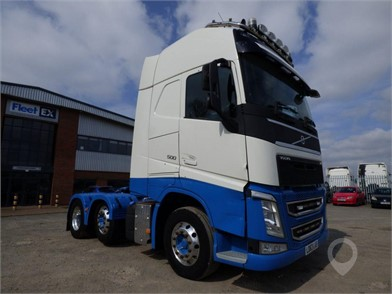 9b1dd56ebb Used VOLVO FH Trucks for sale in the United Kingdom - 161 Listings ...