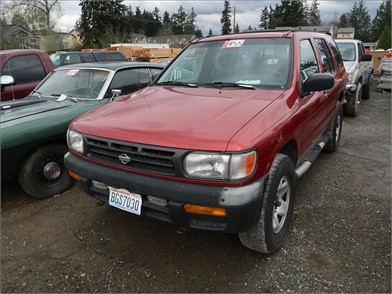 NISSAN PATHFINDER Auction Results - 3 Listings