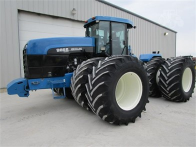 NEW HOLLAND 9882 For Sale - 1 Listings | TractorHouse com - Page 1 of 1