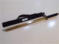 BRAND NEW HERO EDGE JAPANESE STYLE SWORD APROX