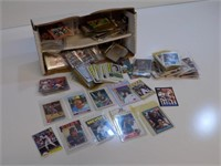 TRADING CARDS LOTS OF HOCKEY 1980'S BASEBALL
