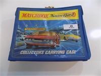 VINTAGE MATCHBOX CARRYING CASE