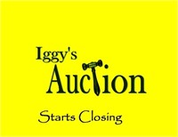 ONLINE AUCTION STARTS CLOSING