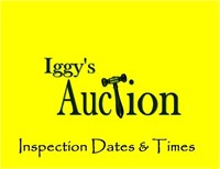 INSPECTION DATE, TIME AND LOCATION