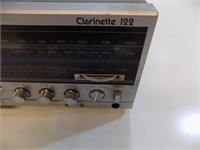REALISTIC CLARINETTE 122 RECORD & TAPE PLAYER…