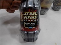 16 VINTAGE STAR WARS COLLECTIBLE CANDY CONTAINERS
