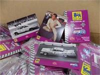 BOX OF HUNDREDS OF NIP RICHARD PETTY TRADING CARDS