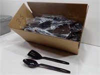 LOT OF 35 NEW SETS OF SPOON AND SPATULA