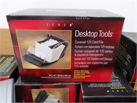 BOX FULL-NEW DESKTOP ITEMS FILE BOXES & CARD