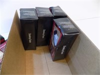 BOX LOT OF NEW DESKTOP ORGANIZERS