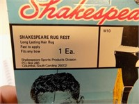 NEW OLD STOCK SHAKESPEARE RUG REST FOR RECURVE