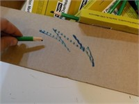 BOX FULL GREASE TYPE PENS FOR OVERHEAD PROJECTOR