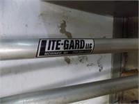 LITE-GARD SEMI TRACTOR BRUSH GUARD