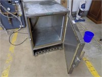JEWETT SMALL COMMERCIAL REFRIGERATOR-WORKS