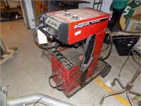 SNAP-ON MIG WELDER-SELLER SAID IT WORKS GOOD