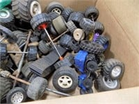 TOY TRUCK TIRES TRACTOR TIRES , TONKA AND MORE