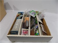 BOX FULL OF CARDS MOSTLY DALLAS COWBOYS