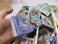 BOX FULL OF CARDS MOSTLY DALLAS COWBOYS
