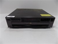 SONY CD PLAYER UNTESTED POWERS ON