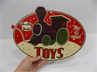 TOY SIGN