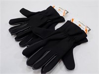 2 PAIR SOUTH BEND ICE FISHING GLOVES NEW