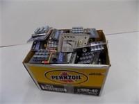 BOX OF NEW SMALL BLOCK CHEVY INTAKE BOLT SETS*