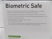 BRAND NEW STACK-ON BIOMETRIC FINGERPRINT GUN SAFE
