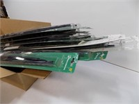 """NEW 28"""" WINDSHEILD WIPERS LOT OF 10"""