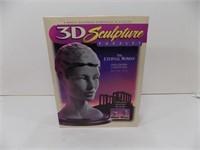 THE ETERNAL WOMAN 3D PUZZLE
