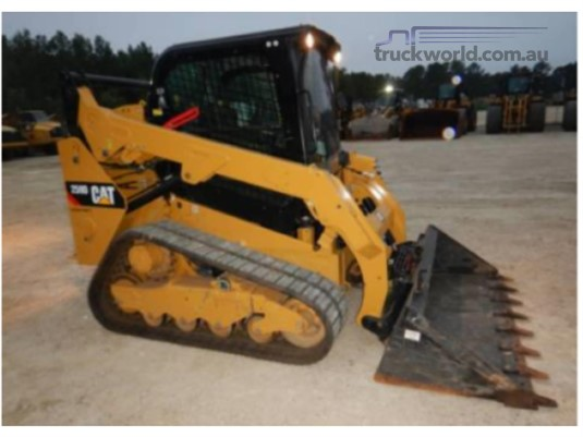 2017 Caterpillar 259D Heavy Machinery for Sale
