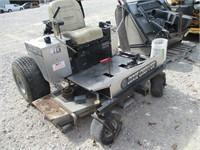 Dixie Chopper XW2500 Quad Loop Mower w/bagger syst | Graber Auctions