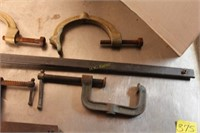 Assortment of Clamps