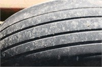 Kory 6278 Tandem Running Gear, Adjustable Tongue | Smith