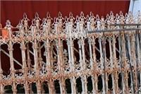 Antiqye Wrought Iron Fencing