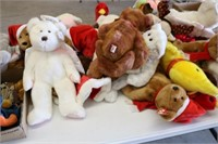 Large Ty Beanie Babies