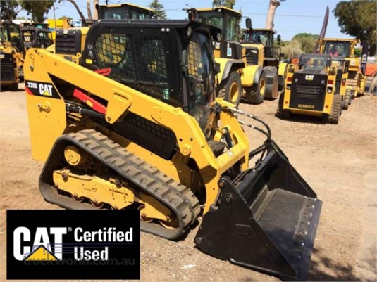 2016 Caterpillar 239D Heavy Machinery for Sale