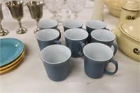 Vintage Pyrex Cups