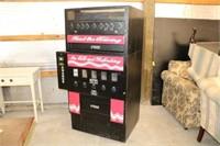 Beverage and Snack Vending Machine
