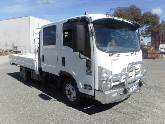 2014 Isuzu NNR 200 Crew Cab Raytone Trucks - Trucks for Sale