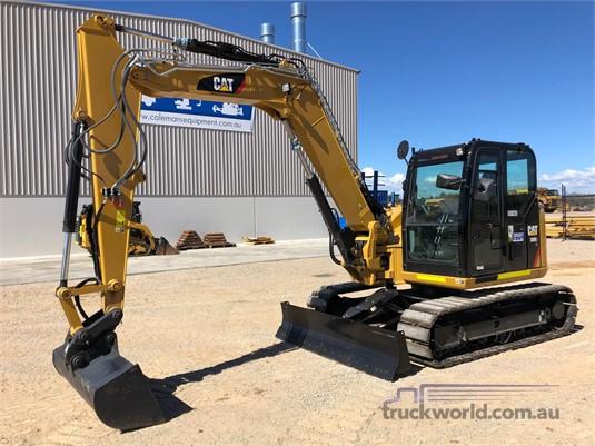 2017 Caterpillar 308E2 CR Heavy Machinery for Sale
