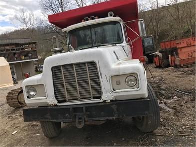 1985 mack r686 at truckpaper com