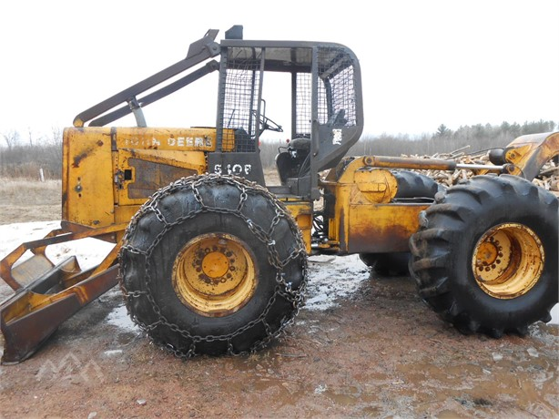 Skidders Logging Equipment Auction Results - 966 Listings